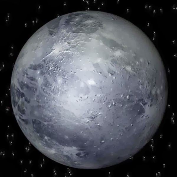 detailed pictures of pluto planet - photo #42