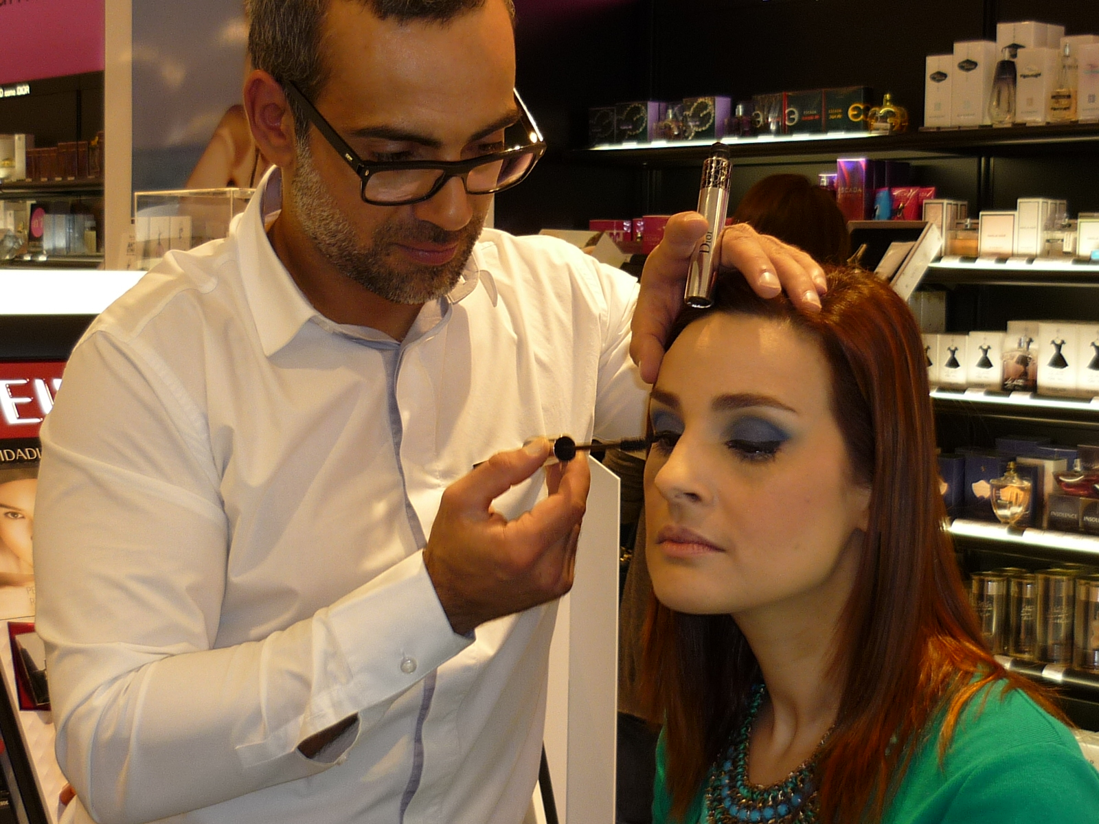 In Styleland: José Teixeira, Dior Make Up Artist
