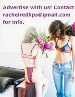 Sponsor Rachel Red Lips