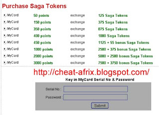 cara membeli token resmi ninja saga