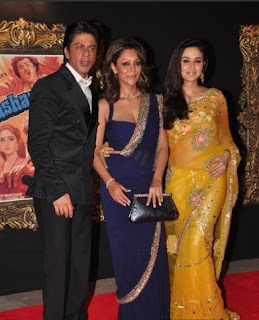 Grand Premiere of 'Jab Tak Hai Jaan'