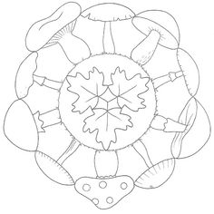 Image Result For Coloring Pages Autumn