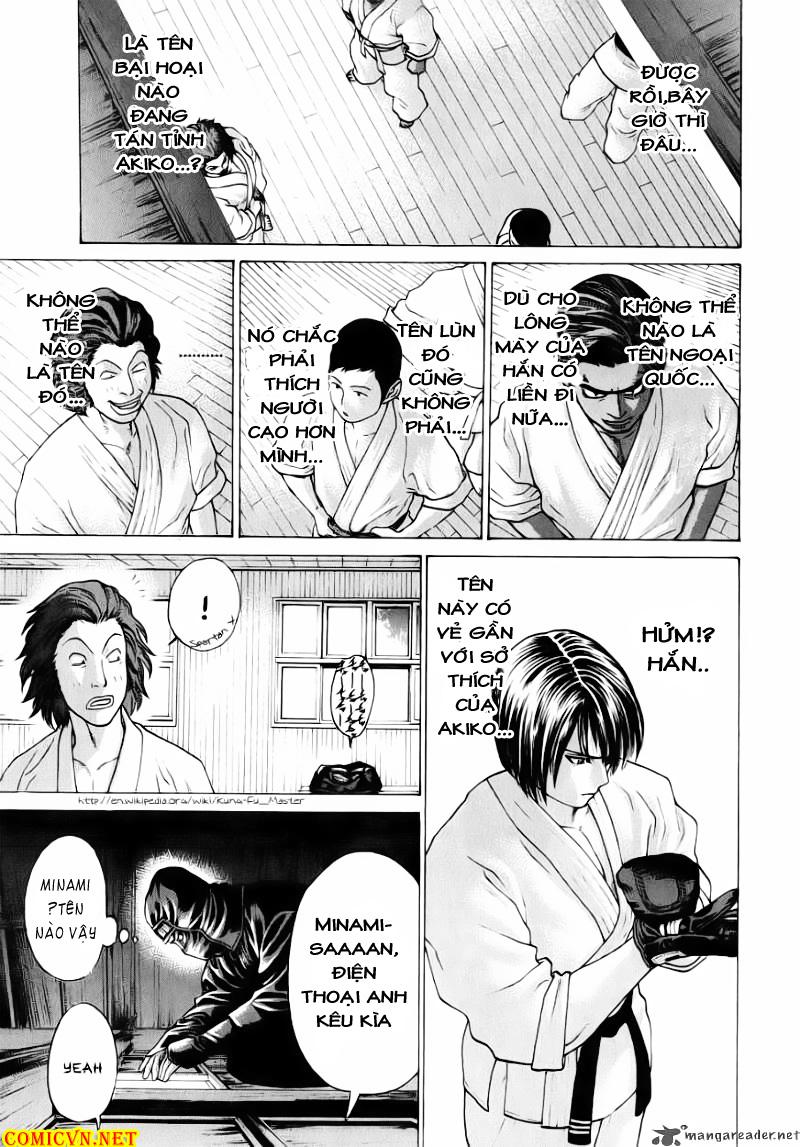 Karate Shoukoushi Kohinata Minoru chap 70 Trang 8