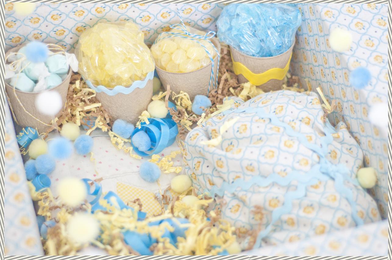 vintage whites blog diy long distance baby shower