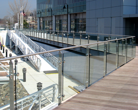 Stainless steel railing systems for Architectural railings