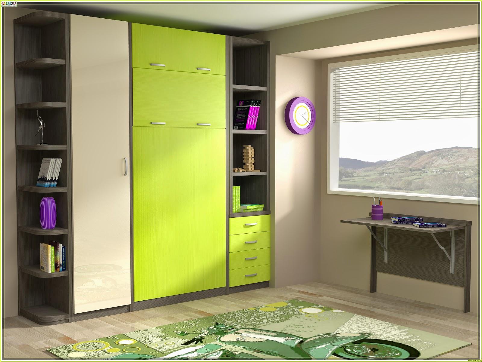 Muebles juveniles dormitorios infantiles y habitaciones - Camas abatibles madrid ...
