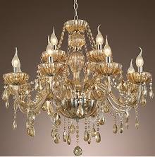 Il lampadario, sia esso una semplice applique o un pregiato modello ...