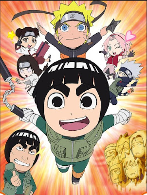 NarutoSD: Rock Lee no Seishun Full-Power Ninden