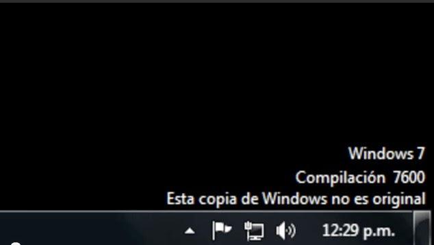 Esta Cópia do Windows Não É Original
