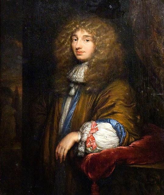 christian huygens, astronomo huygens, constructor de telescopios potentes, determinó anillos de saturno.