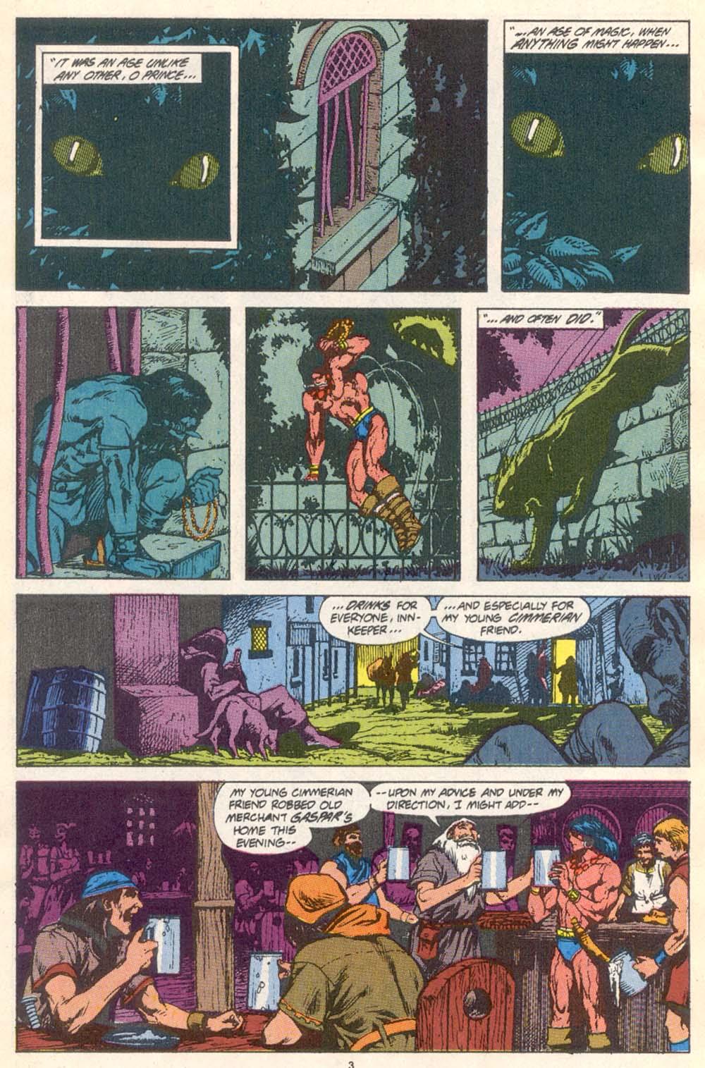 Conan the Barbarian (1970) Issue #226 #238 - English 4