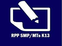 rpp kurikulum 2013 smp kelas 7 8 9 lengkap