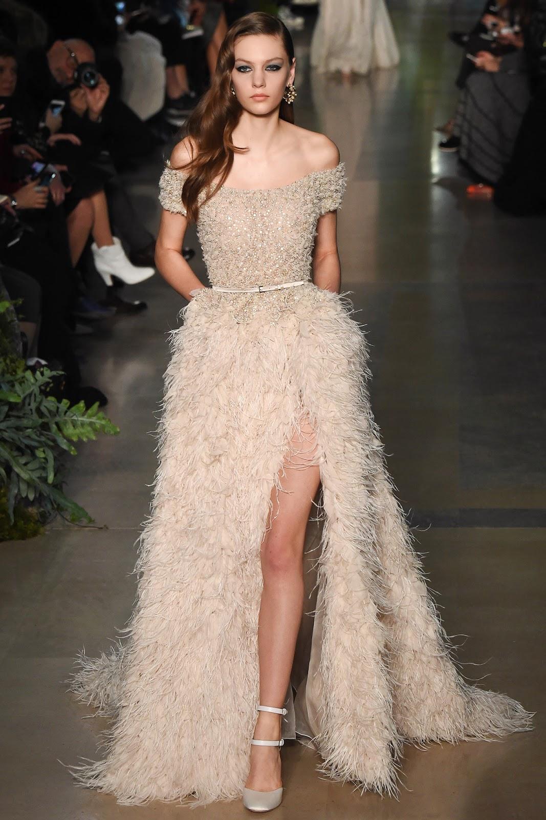 Robe de mari e 2016 elie saab for Prix de la robe de lazaro