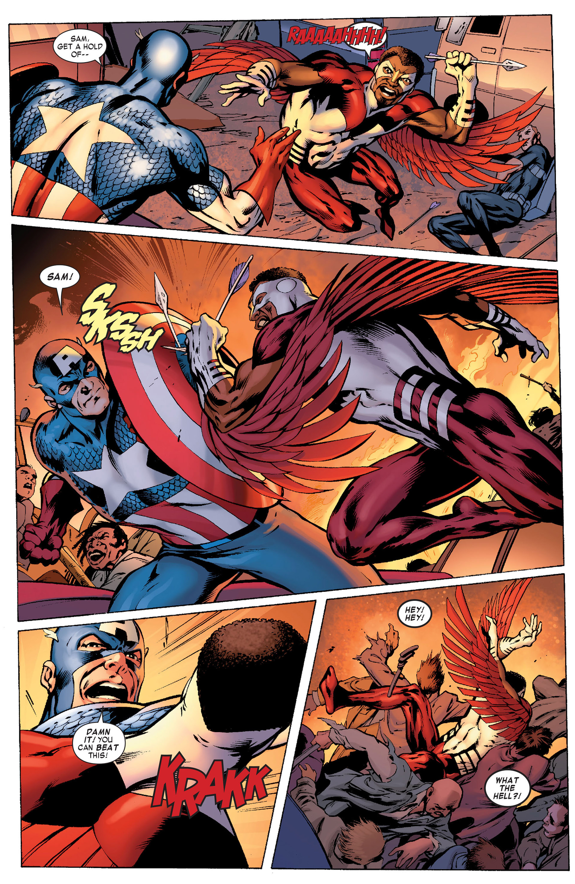 Captain America (2011) Issue #10 #10 - English 13