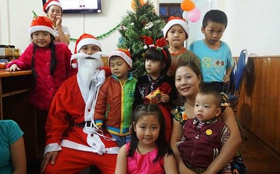 SCTV Gia Lai mừng đón Giáng sinh