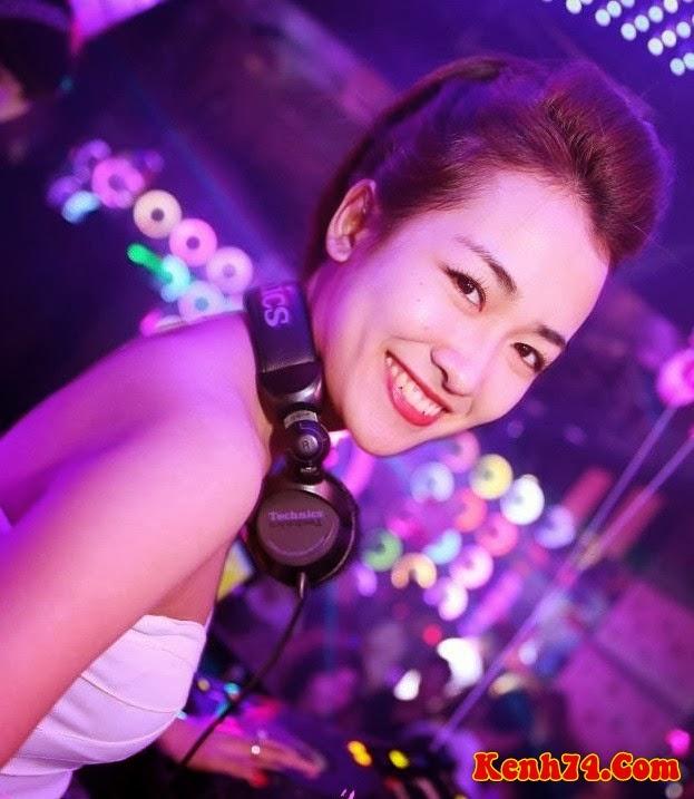 DJ Trang Moon - Khuấy Đảo Tại Vũ Trường Hà Nội