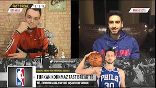NBA Fast Break ÖZEL: Furkan Korkmaz!