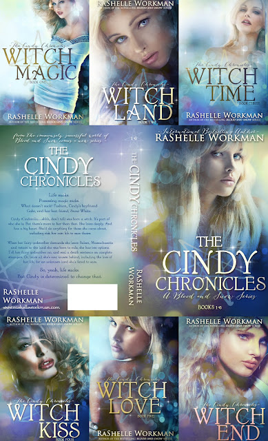 Cover Reveal ~The Cindy Chronicles by RaShelle Workman