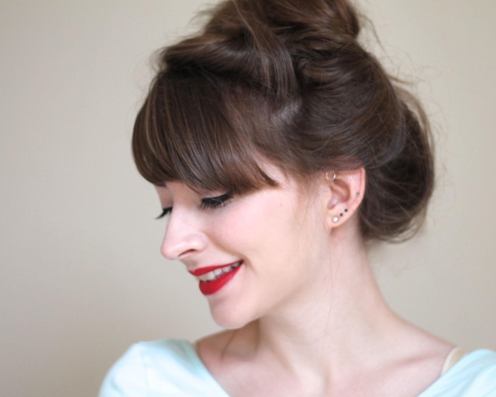 Revlon matte red lipstick review