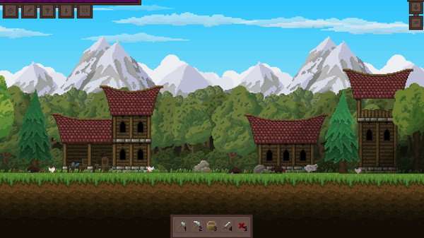 The Fantasy Settlement Sim PC Game Free Download