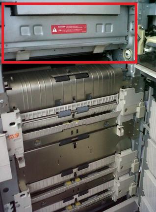 Mengatasi Error E020 Fotocopy