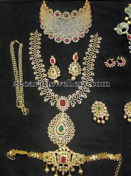 Cz Wedding Band 39 Epic CZ stones carat gold