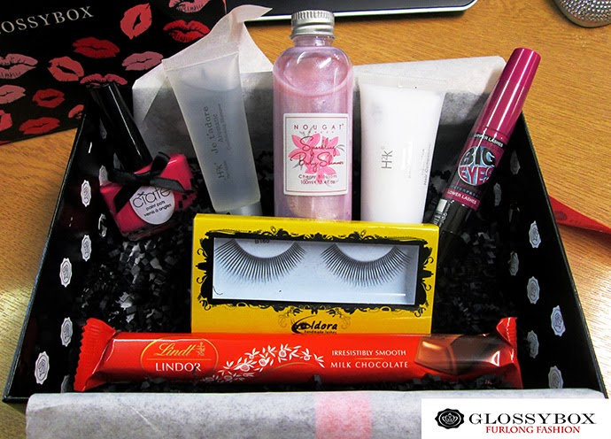 Valentines Day Glossybox