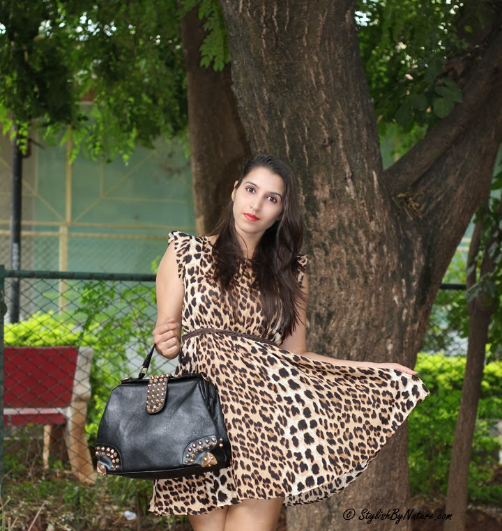 Best Leopard Dress women