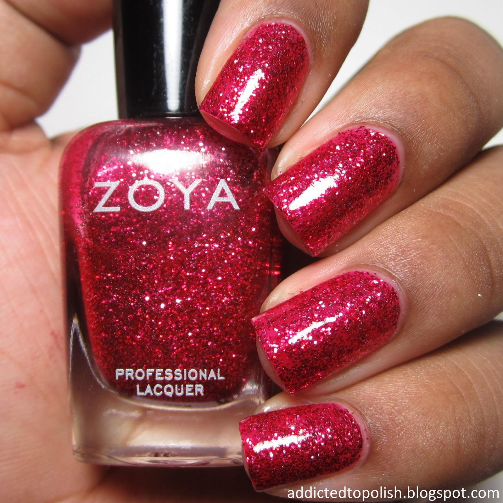 Zoya Astra Glitter