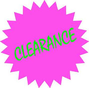 CLEARANCE! CLEARANCE! ONLY RM29 INCL POST!:)