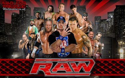 WWE Raw Wrestlers