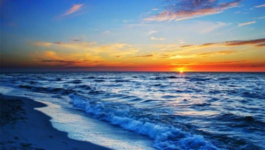 Entre las olas