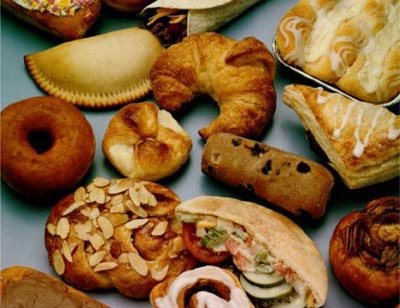pastri mengandung gula