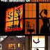 25 Ideas To Decorate Windows With Silhouettes On Halloween