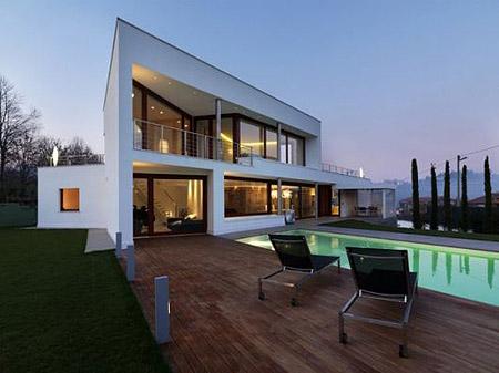 Arquitectura moderna - Arquitectura casas modernas ...