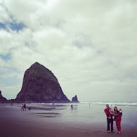 Cannon Beach 2012