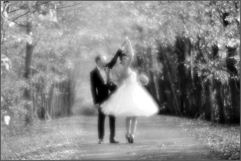 meninė vestuvių fotografija