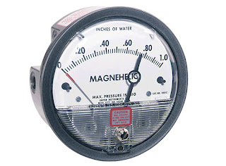 Jual Dwyer 2000-10KPA Magnehelic® Differential Pressure Gage