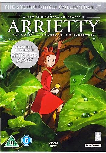 Arrietty – O Mundo Dos Pequeninos Dublado