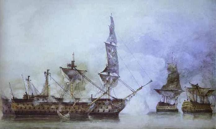 Navios de Napoleon
