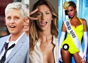 Saiu a lista da Forbes com as mulheres mais poderosas do mundo, vem ver!