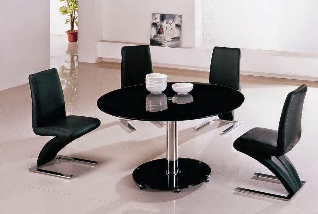 60 round dining table ideas