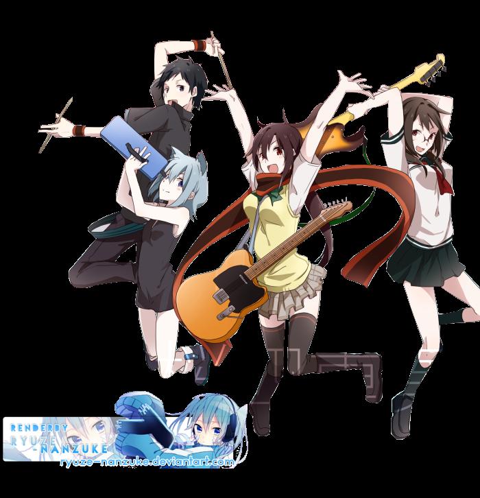 Render Yozakura Quartet