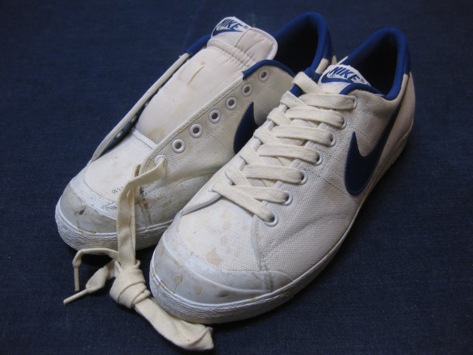 1982's DEAD STOCK                NIKE                「ALL COURT CANVAS」