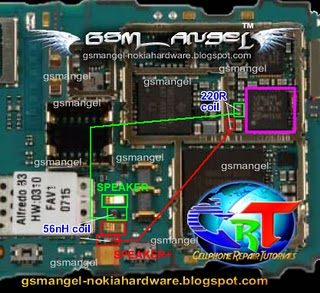 Nokia 6303 Mic Solution