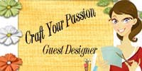 Guest Designer November 2011