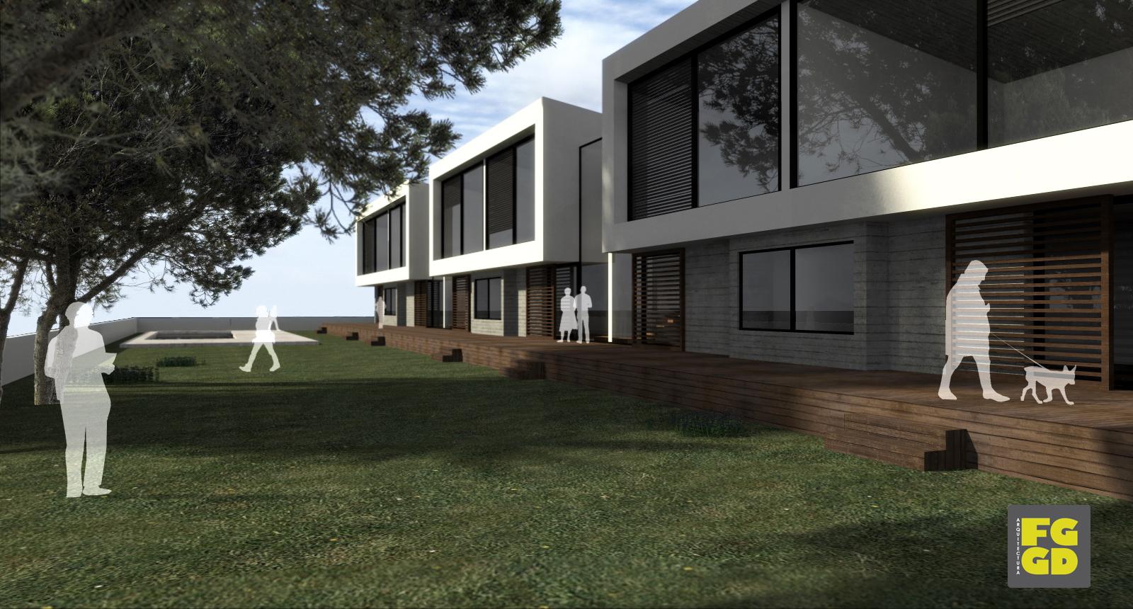 Fggd arquitectura proyectos vivienda xxl parte 01 - Estudios arquitectura murcia ...