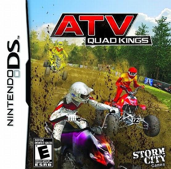 ATV Quad Kings (Multi2 Incluye Español) (NintendoDS)