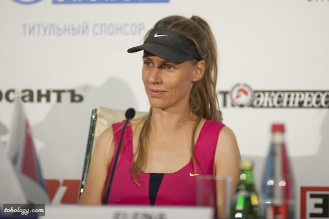 Elena Dementieva (Russia) // Елена Дементьева (Россия)