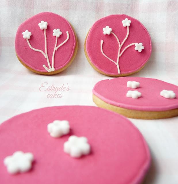 galletas con glasa de albúmina y receta - 3